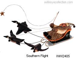 WW2405 Southern Flight